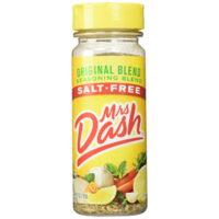 Mrs Dash Original Seasoning Blend (Salt-Free)